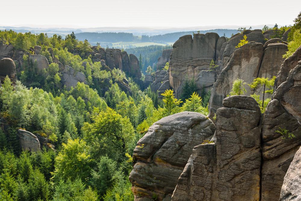 Čekijos kalnų miražai 4d./2n.