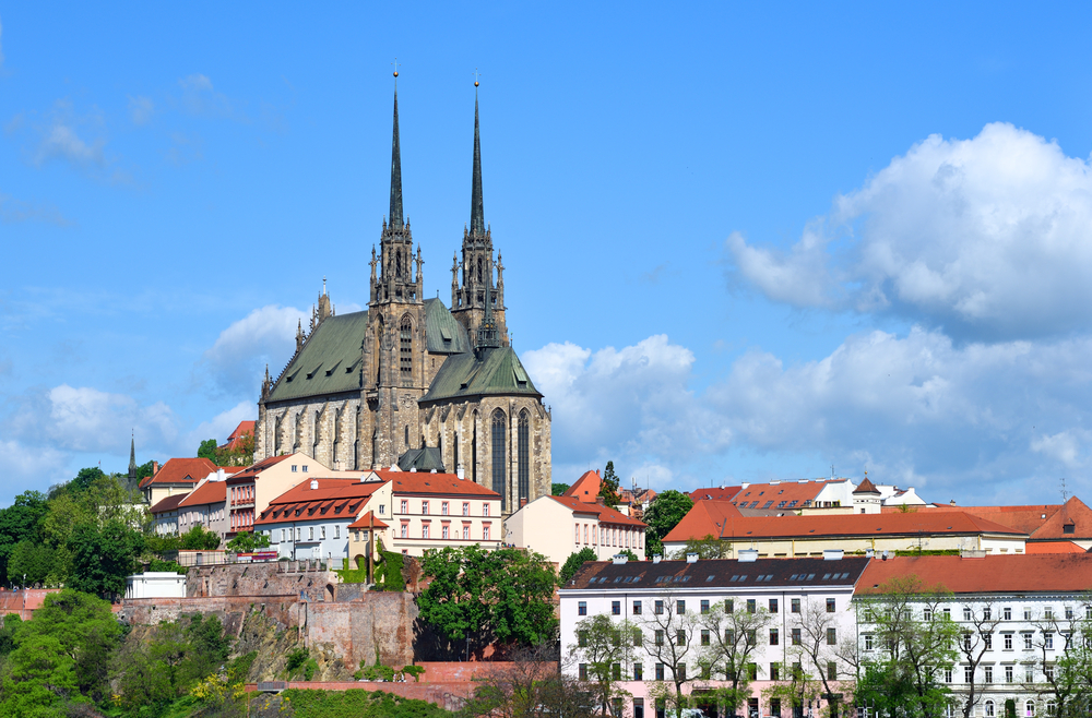Moravijos labirintai – Brno – Olomoucas 4d./3n.