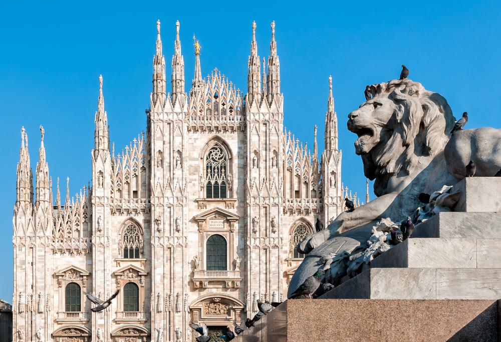 Po Italijos saule...  Stilingasis Milanas, istorinė Roma 7d./5n.