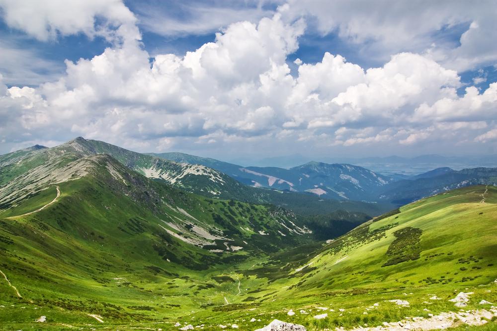 Slovakijos kalnai ir miesteliai 5d./3n.
