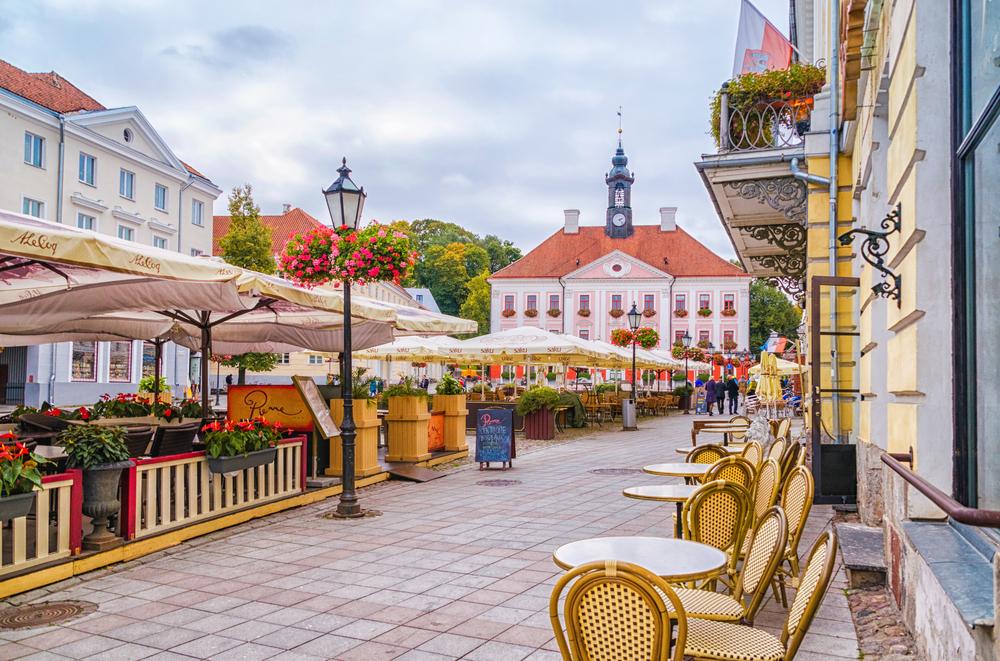 Estija... Pažintis su mažiausia Baltijos valstybe 3d./ 2n.