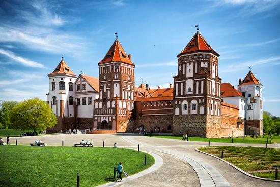 LDK palikimas Baltarusijoje 3d.