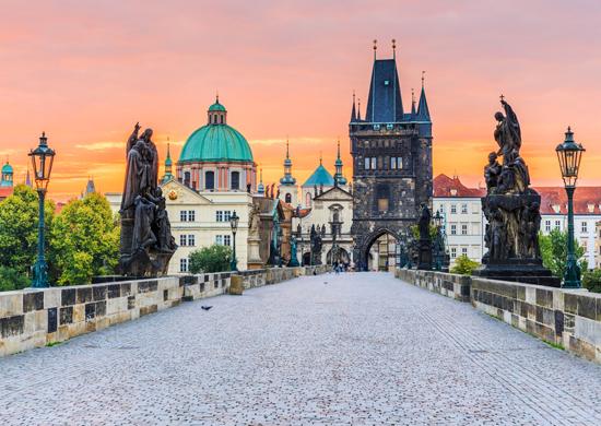 Šviesos festivalis Prahoje 3d.