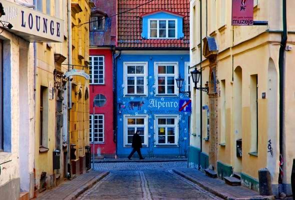 Ryga - Stokholmas - Sigulda
