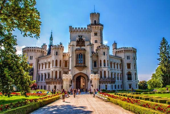 Čekijos Moravija ir Pietų Bohemija