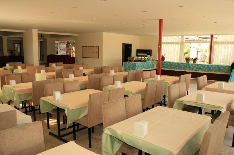 Viešbučio VENUS HOTEL BELDIBI 3* nuotrauka