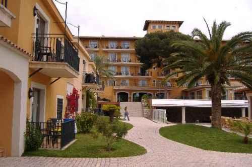 Viešbučio BARCELO PUEBLO PARK 4* nuotrauka