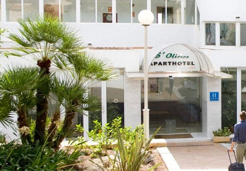 Viešbučio HSM S'OLIVERA 4* nuotrauka