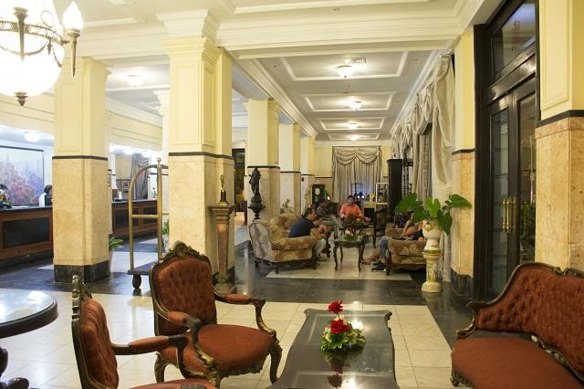 Viešbučio ROC PRESIDENTE HOTEL 4* nuotrauka