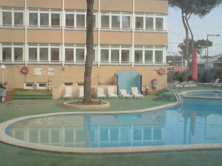 Viešbučio HISPANIA 3* nuotrauka