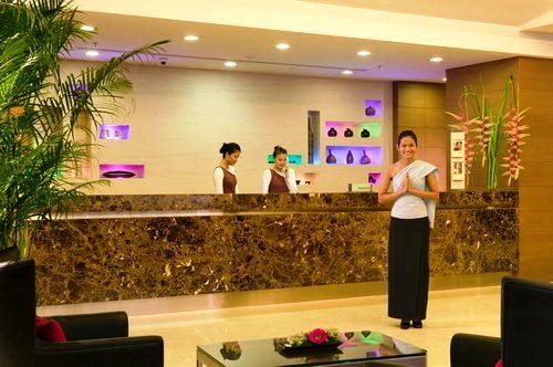 GRAND SUKHUMVIT HOTEL BANGKOK 5*