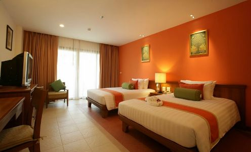 RAVINDRA BEACH RESORT & SPA 4*