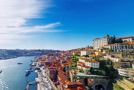 Portugalija..pasakiški vaizdai ir portveino upė