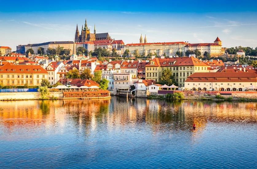 Naujieji metai Prahoje 5d.