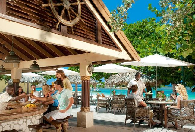 SANDALS ROYAL CARIBEAN AND PRIVATE ISLAND 5*