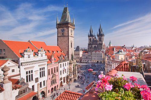 Praha - Viena - Budapeštas