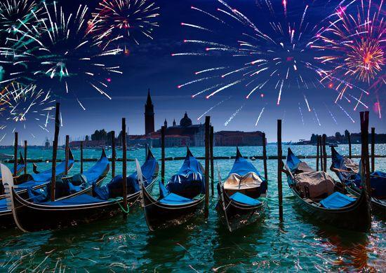Naujieji metai Venecijoje