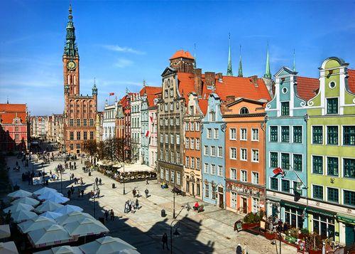 Malborkas – Sopotas – Gdanskas