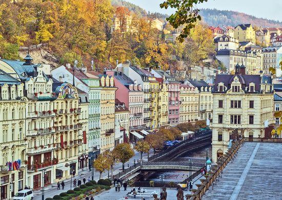 Čekija. Praha - Karlovy Varai 5d./4n.