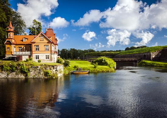 SPA savaitgalis Estijoje Saremos saloje