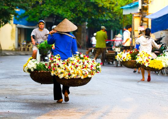 Kelionės Visas Vietnamas su poilsiu  aprašymas