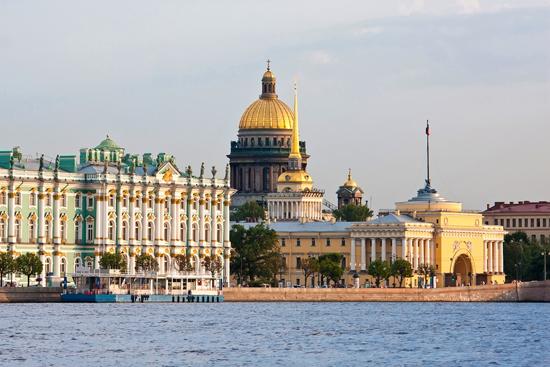 Baltosios naktys Sankt-Peterburge (4d/3n)
