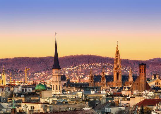 Praha - Viena - Budapeštas 5d./3n.