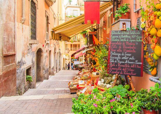 Sicilija - Viduržemio jūros citadelė (Malta ir Italija) 13d.