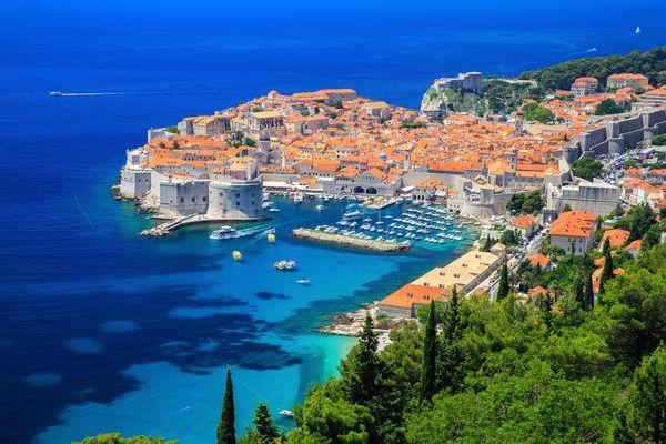 Pietų Kroatija 10 d. (pažintinė - poilsinė)