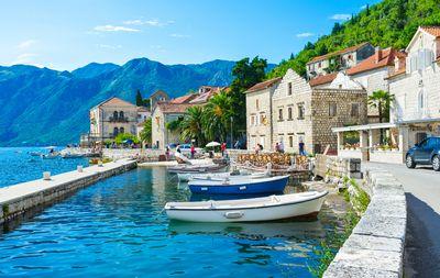 Balkanų turas su poilsiu prie Adrijos jūros