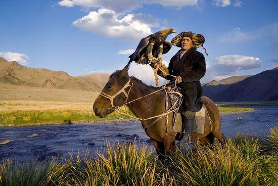 Šiaurinė ir pietinė Mongolija