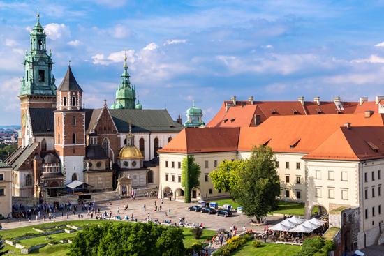 Varšuva - Krokuva 3d.