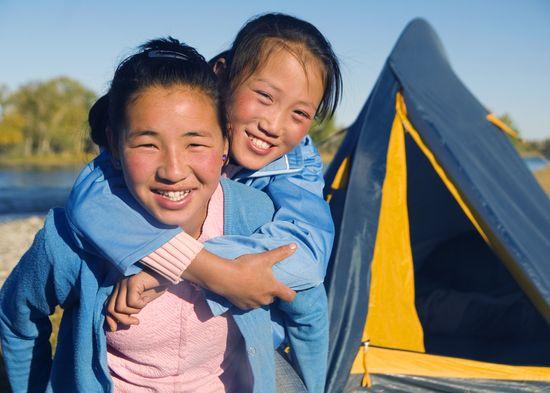 Mongolija: stepių ir klajoklių šalis