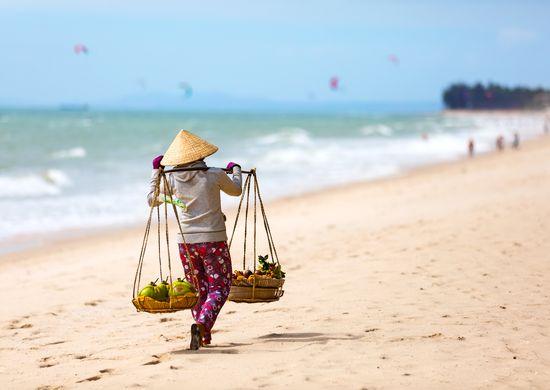 Poilsis Vietname, Phan Thiet