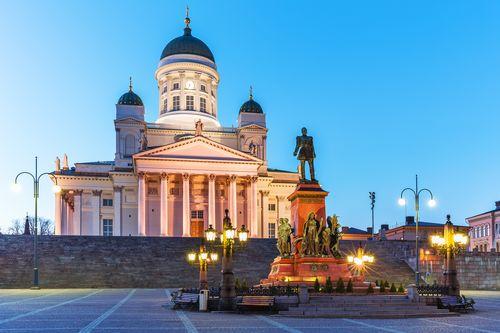 Tartu - Helsinkis - Talinas