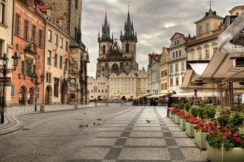 Praha - Vroclavas - Olesnica