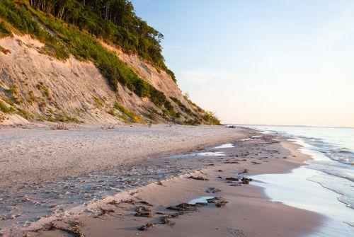 Poilsis prie Baltijos jūros : Lenkija (Pomeranijoje)