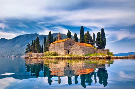 Juodkalnija 12 d. (pažintinė-poilsinė)