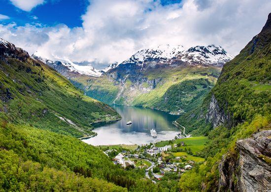 Norvegija – trolių keliais