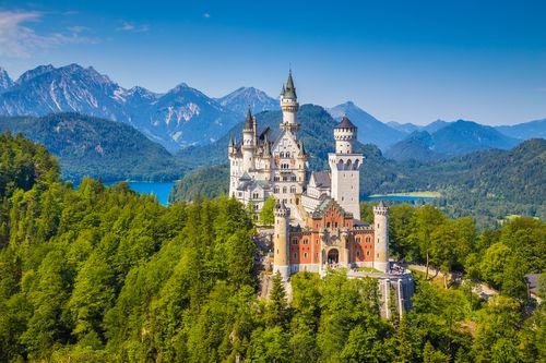 Italijos - Austrijos - Vokietijos Alpės