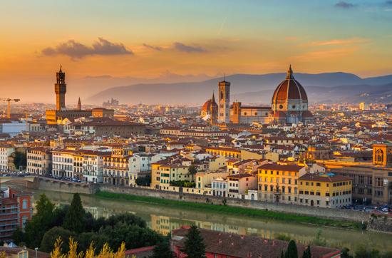 Itališkos atostogos po Toskanos saule