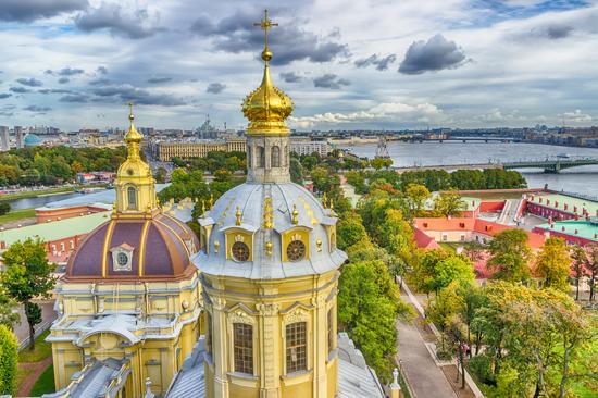 Sankt Peterburgo mozaika (7d/6n)