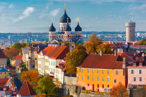 Estija: Tartu - AHHA mokslo centras - gražuolis Talinas (2 dienos)