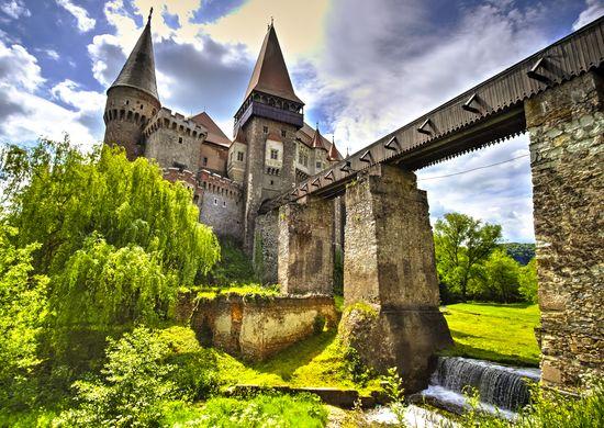 Rumunija - kalnuotoji grafo Drakulos šalis 8d.
