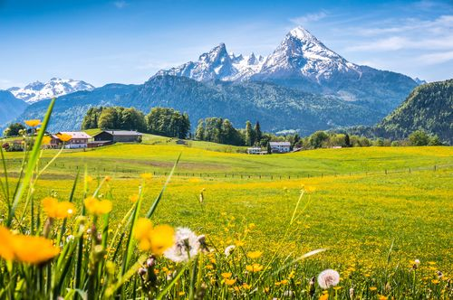 Bavarija ir Tirolis
