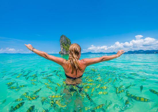 Kelionės Egzotiškasis Tailandas su poilsiu Pukete, Krabyje, Samujo saloje arba Patajoje (anglų kalba) aprašymas