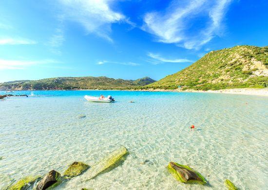 Korsika ir Sardinija iki Kaljario 13d.