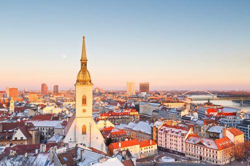 Viena - Šionbruno rūmai - Bratislava