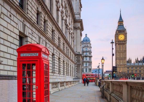 Anglija. Karališkasis Londonas 7d.