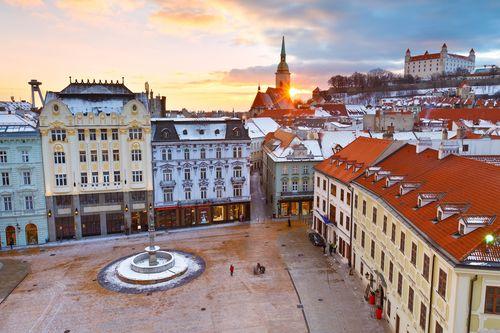 Bratislava - Viena (Plaukimas Dunojumi)